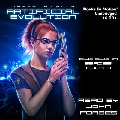 Artificial Evolution: Big Sigma, 3 Audiobook, by Joseph R. Lallo
