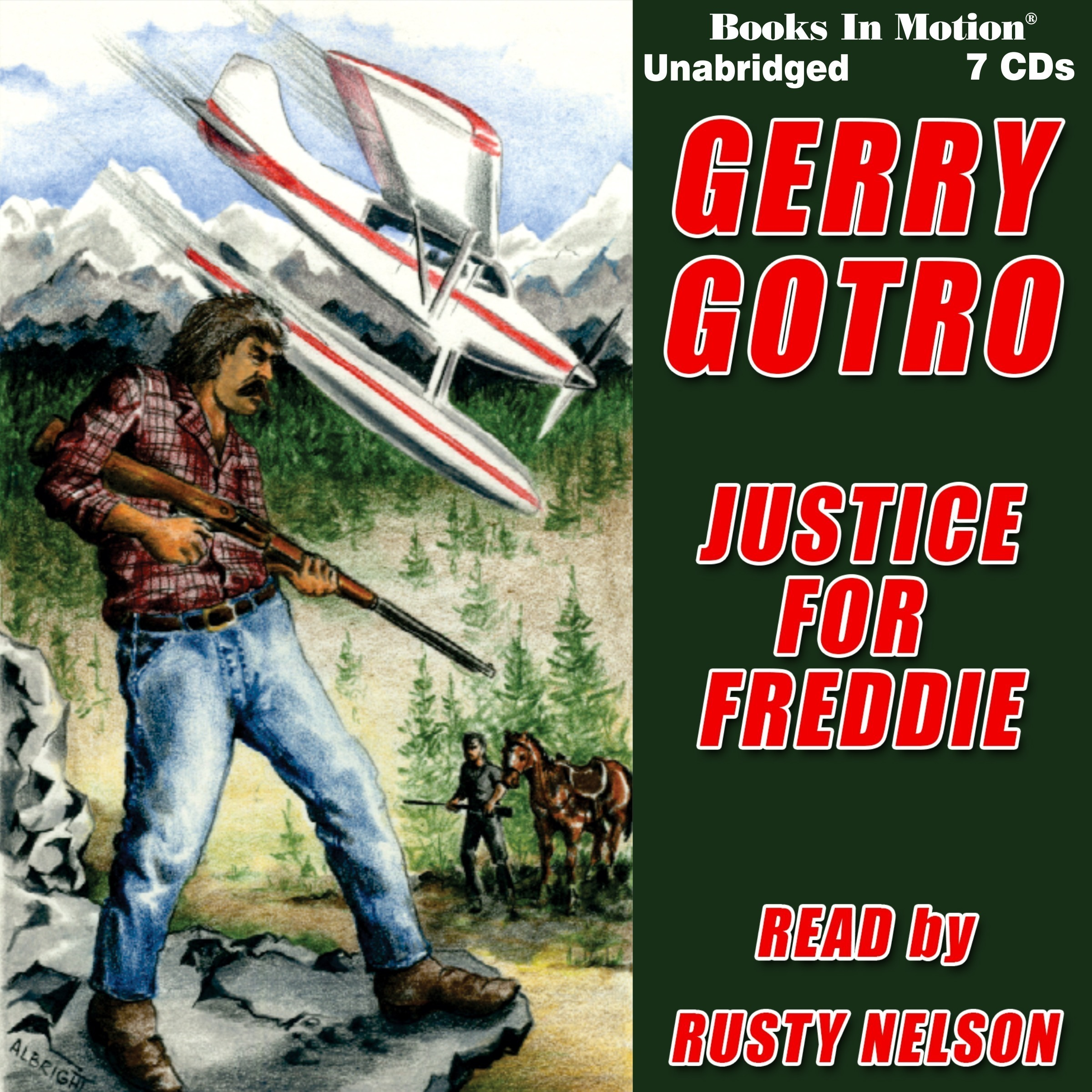 Printable Justice For Freddie Audiobook Cover Art