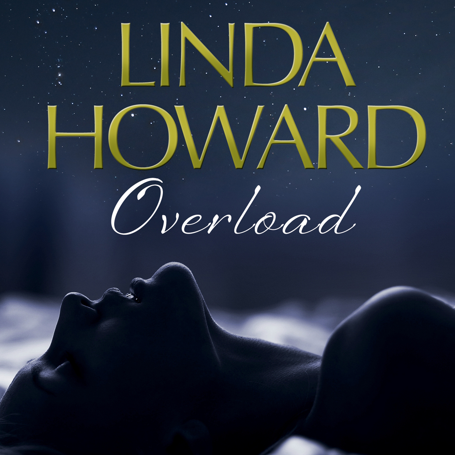 Printable Overload Audiobook Cover Art