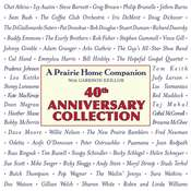 A Prairie Home Companion 40th Anniversary Collection, by Garrison Keillor