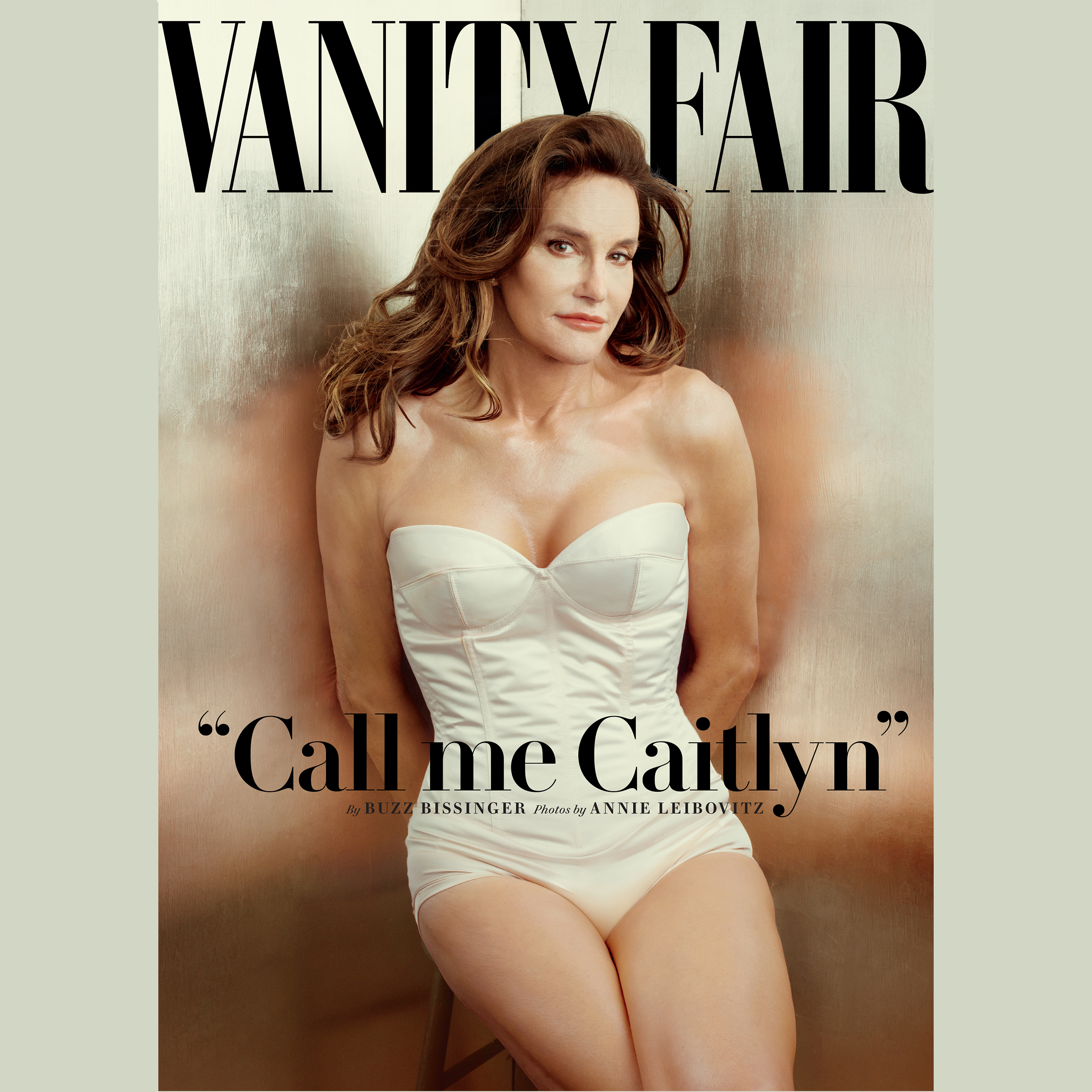 Printable Vanity Fair: July 2015 Issue Audiobook Cover Art