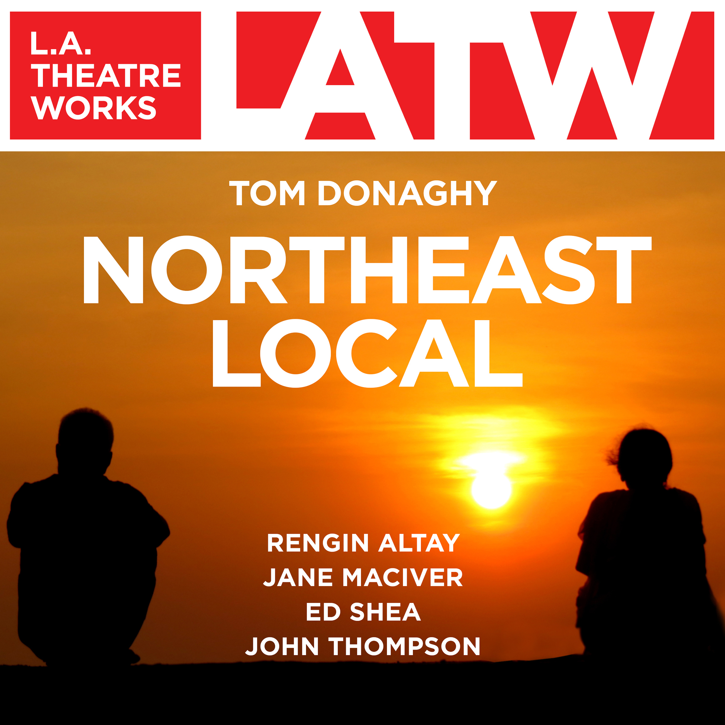 Printable Northeast Local Audiobook Cover Art