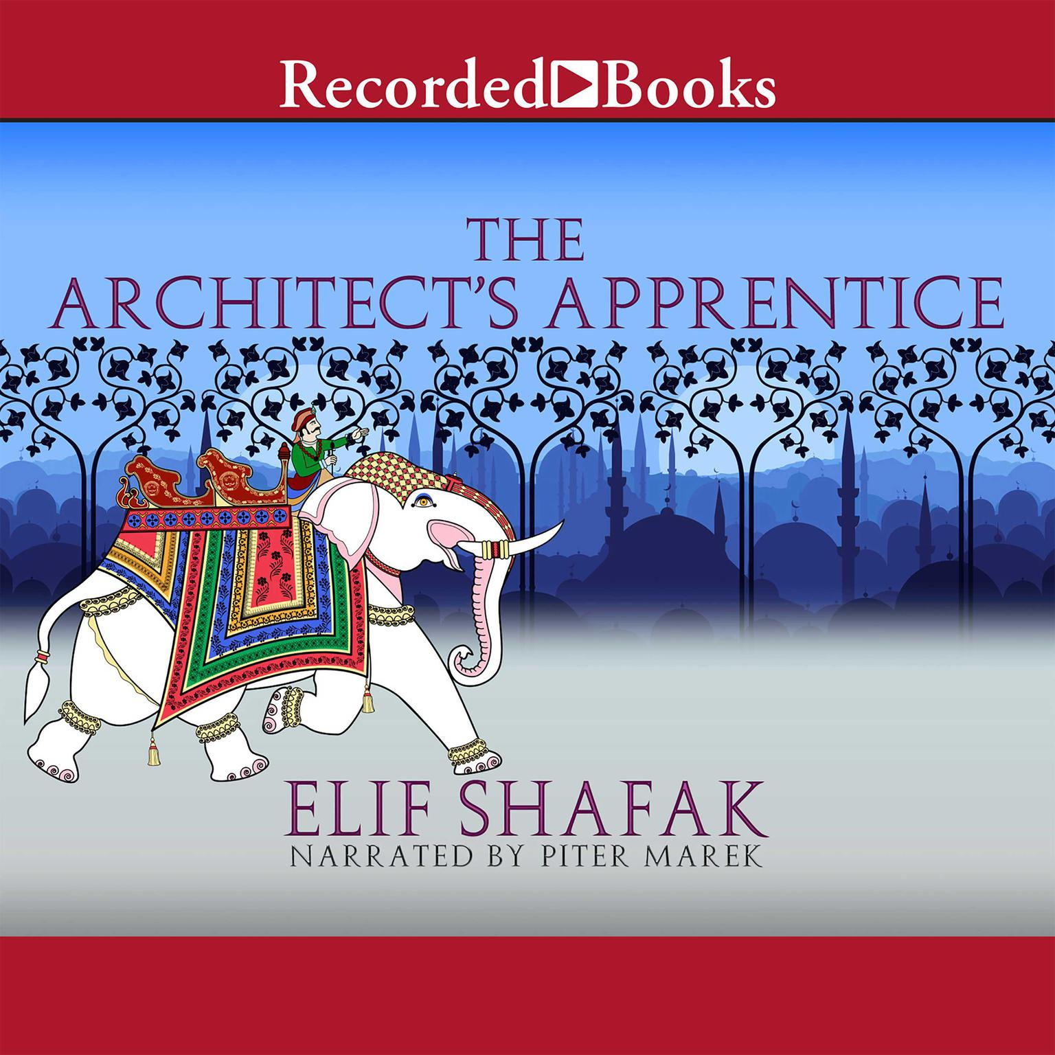 Printable The Architect's Apprentice Audiobook Cover Art