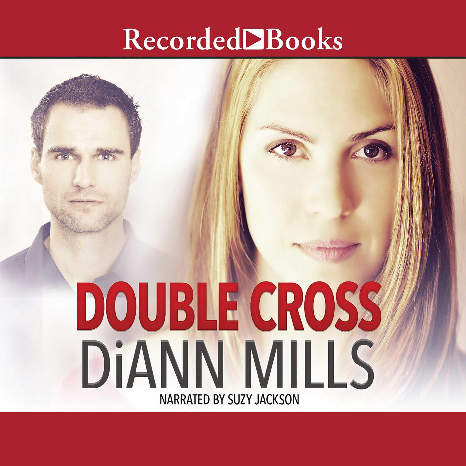 Printable Double Cross Audiobook Cover Art