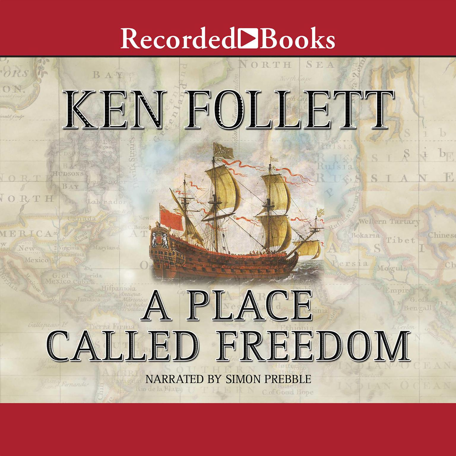 Printable A Place Called Freedom Audiobook Cover Art