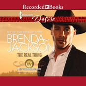 The Real Thing, by Brenda Jackson