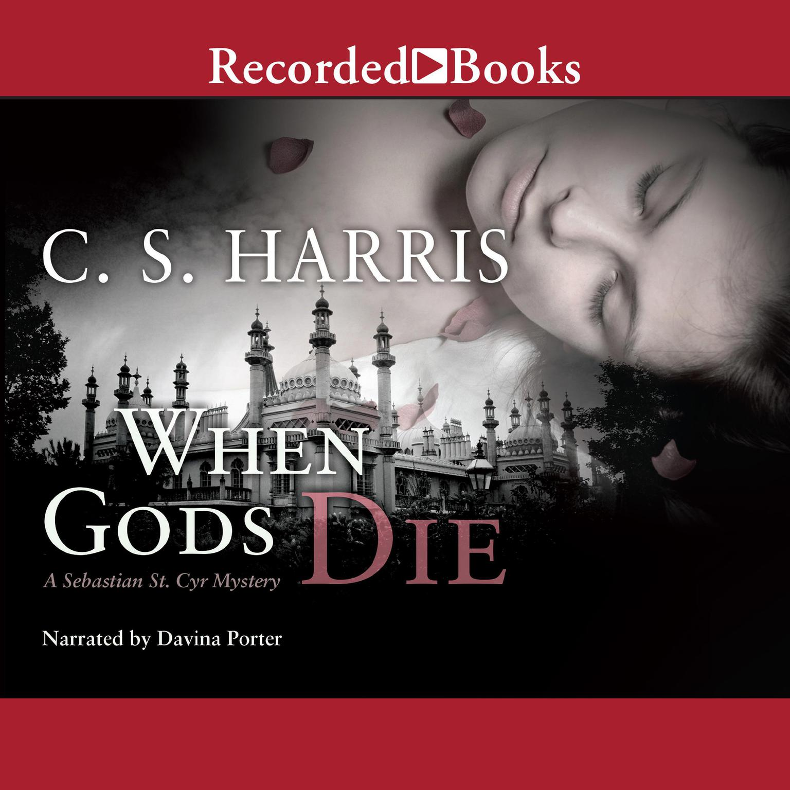 Printable When Gods Die Audiobook Cover Art