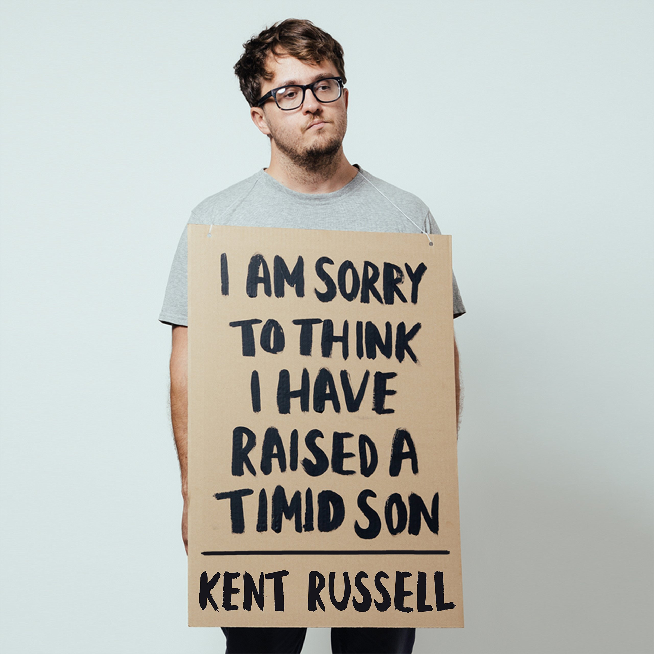 Printable I Am Sorry to Think I Have Raised a Timid Son Audiobook Cover Art