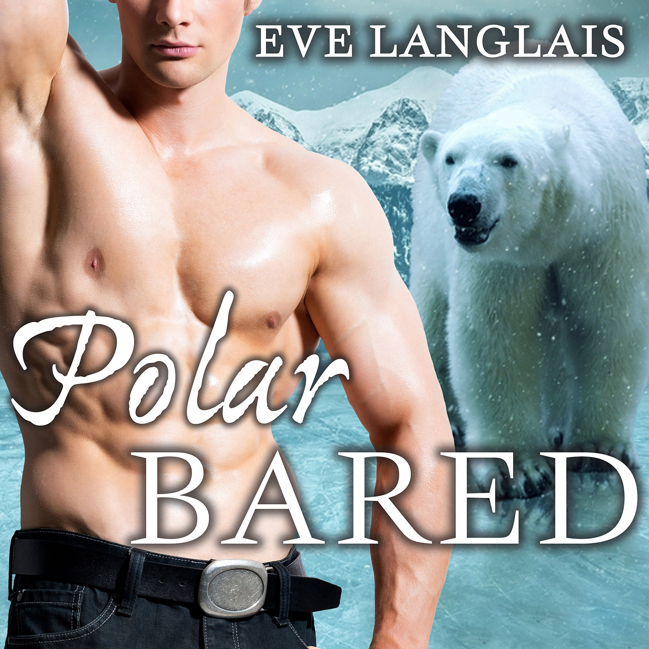 Printable Polar Bared Audiobook Cover Art