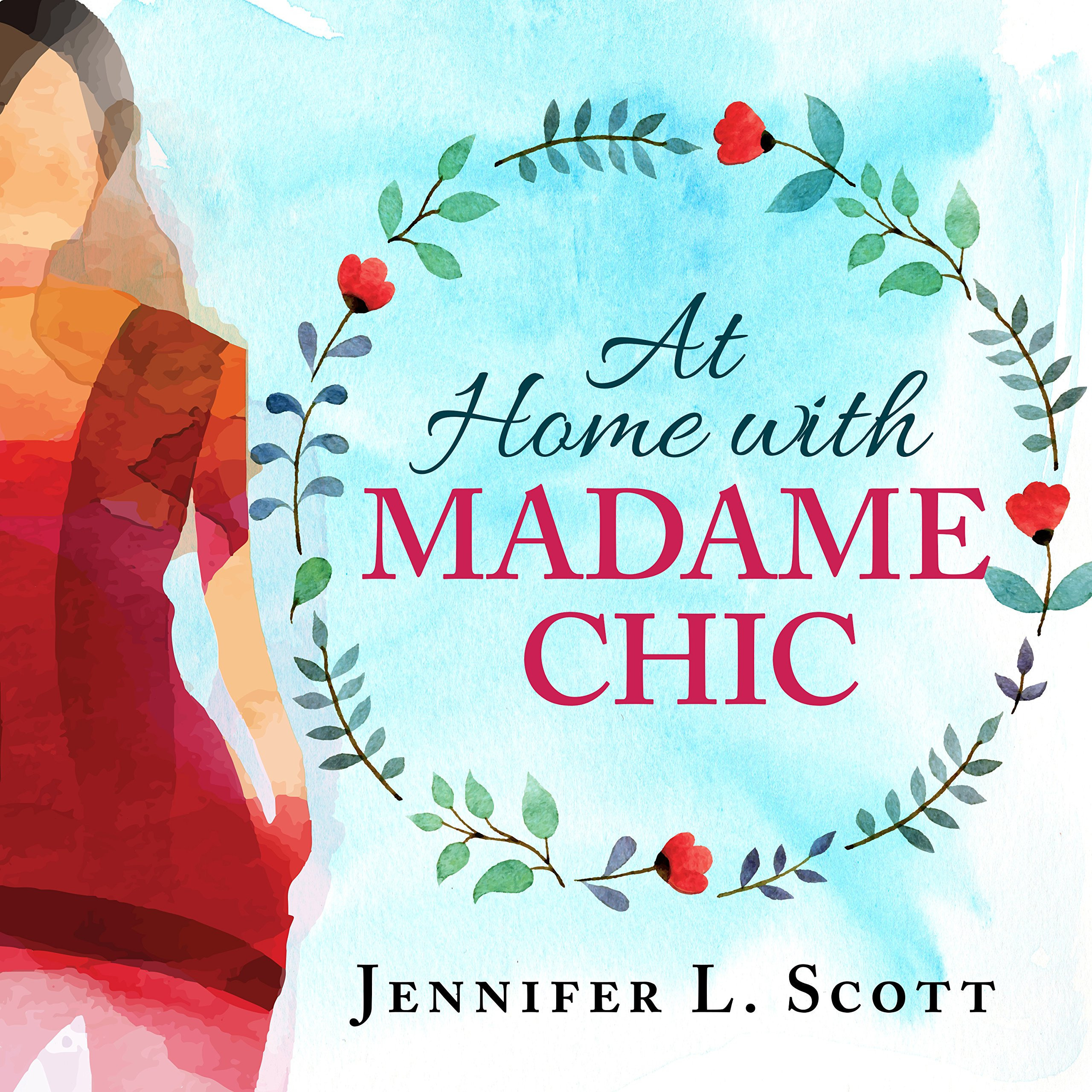 Printable At Home With Madame Chic: Becoming a Connoisseur of Daily Life Audiobook Cover Art