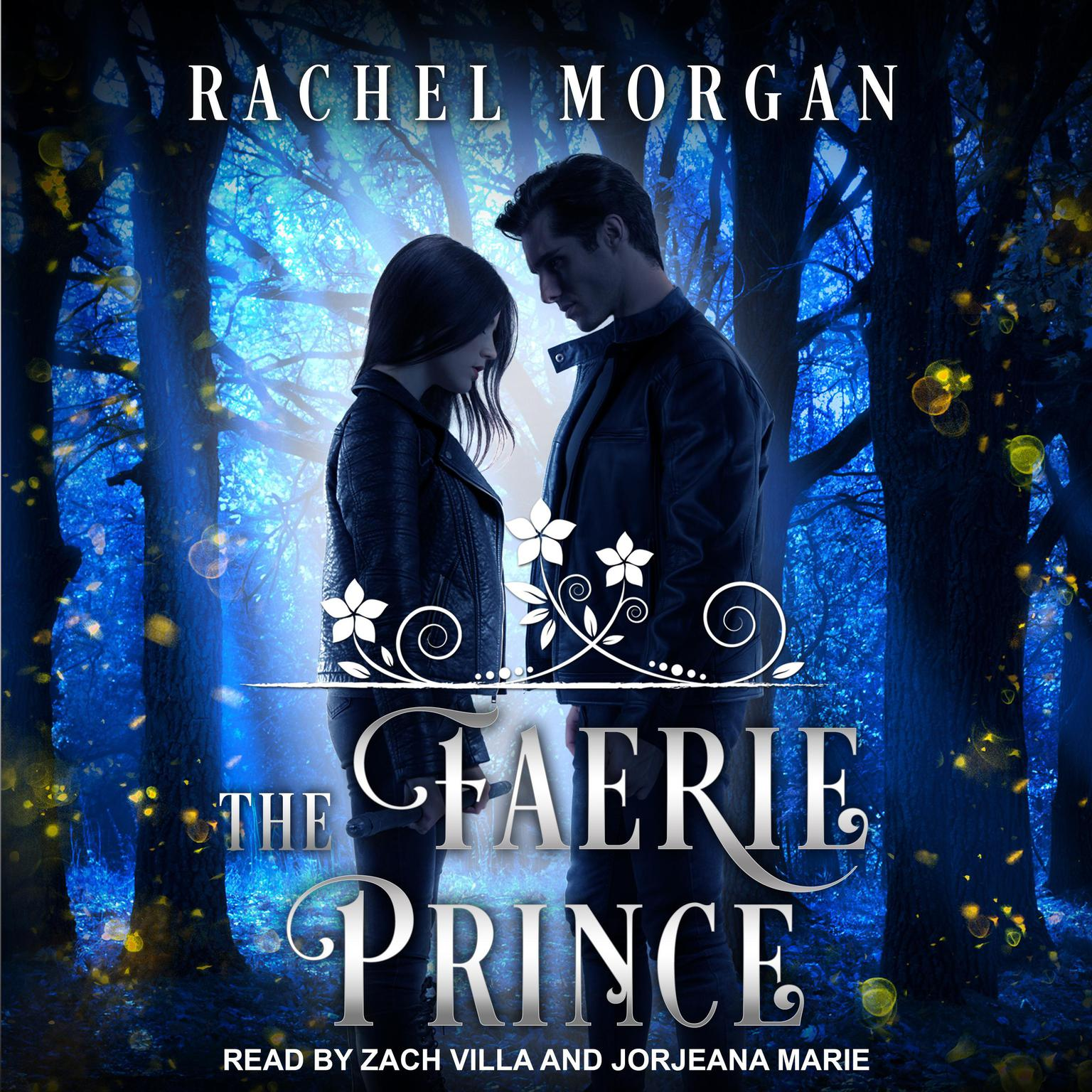 Printable The Faerie Prince Audiobook Cover Art