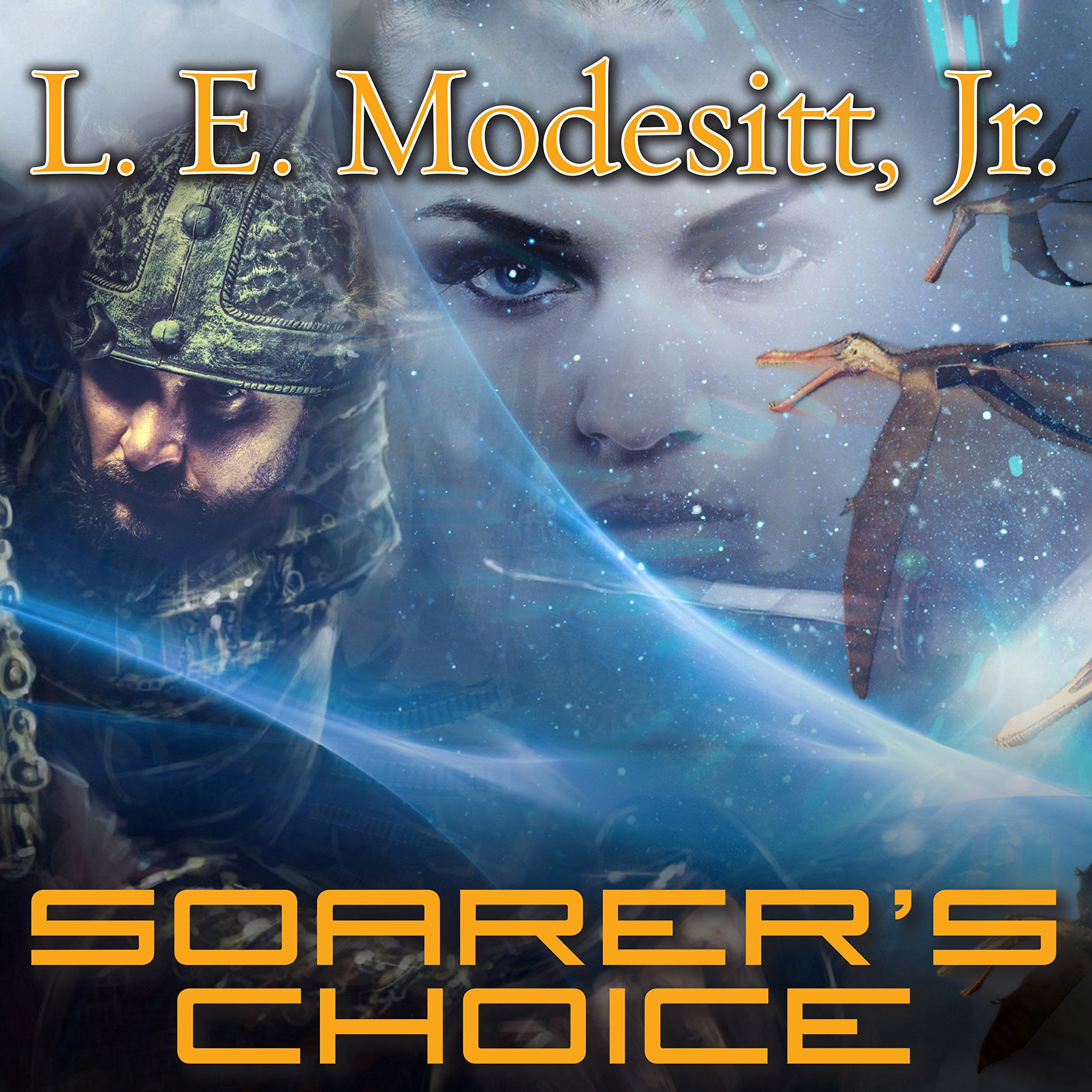 Printable Soarer's Choice Audiobook Cover Art