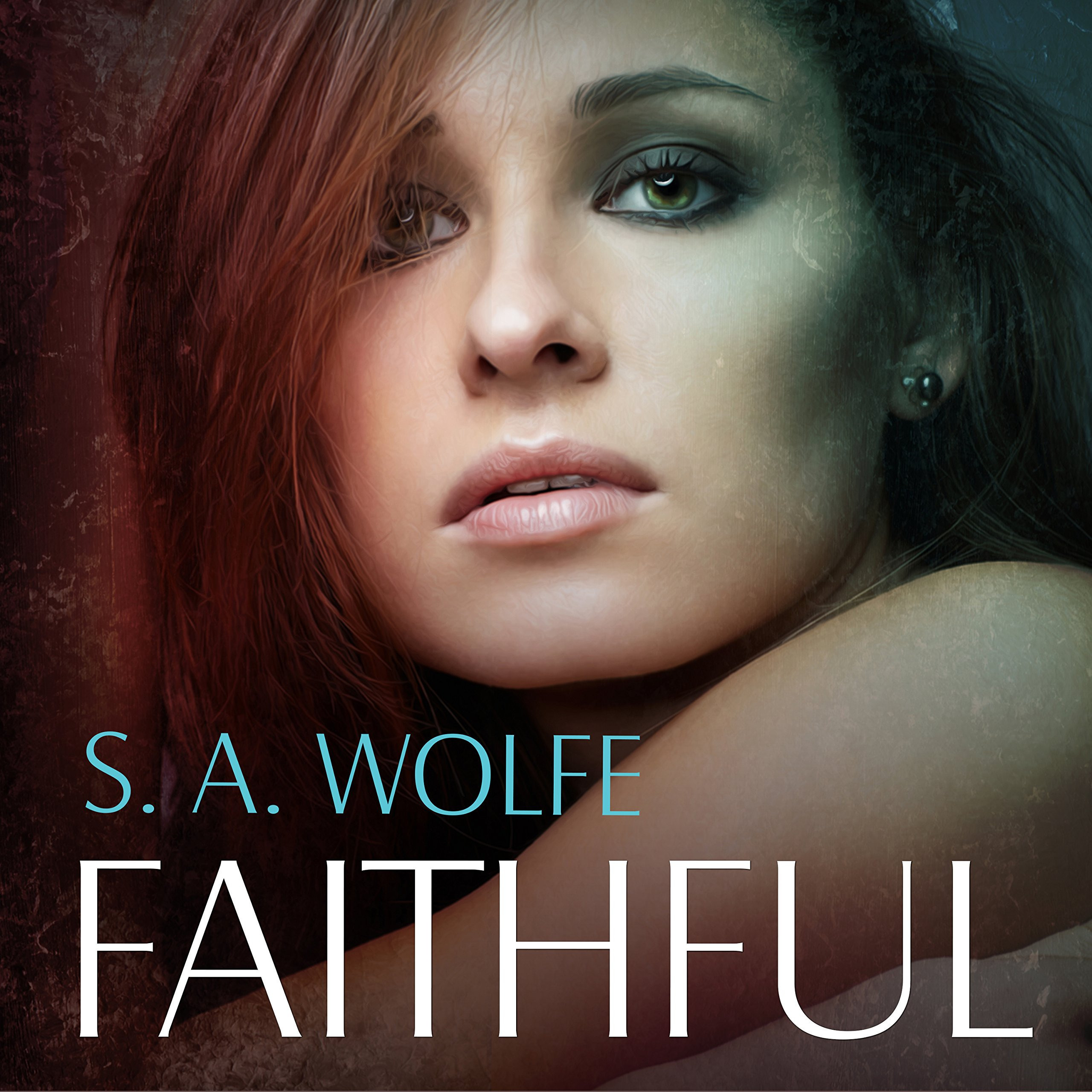 Printable Faithful Audiobook Cover Art