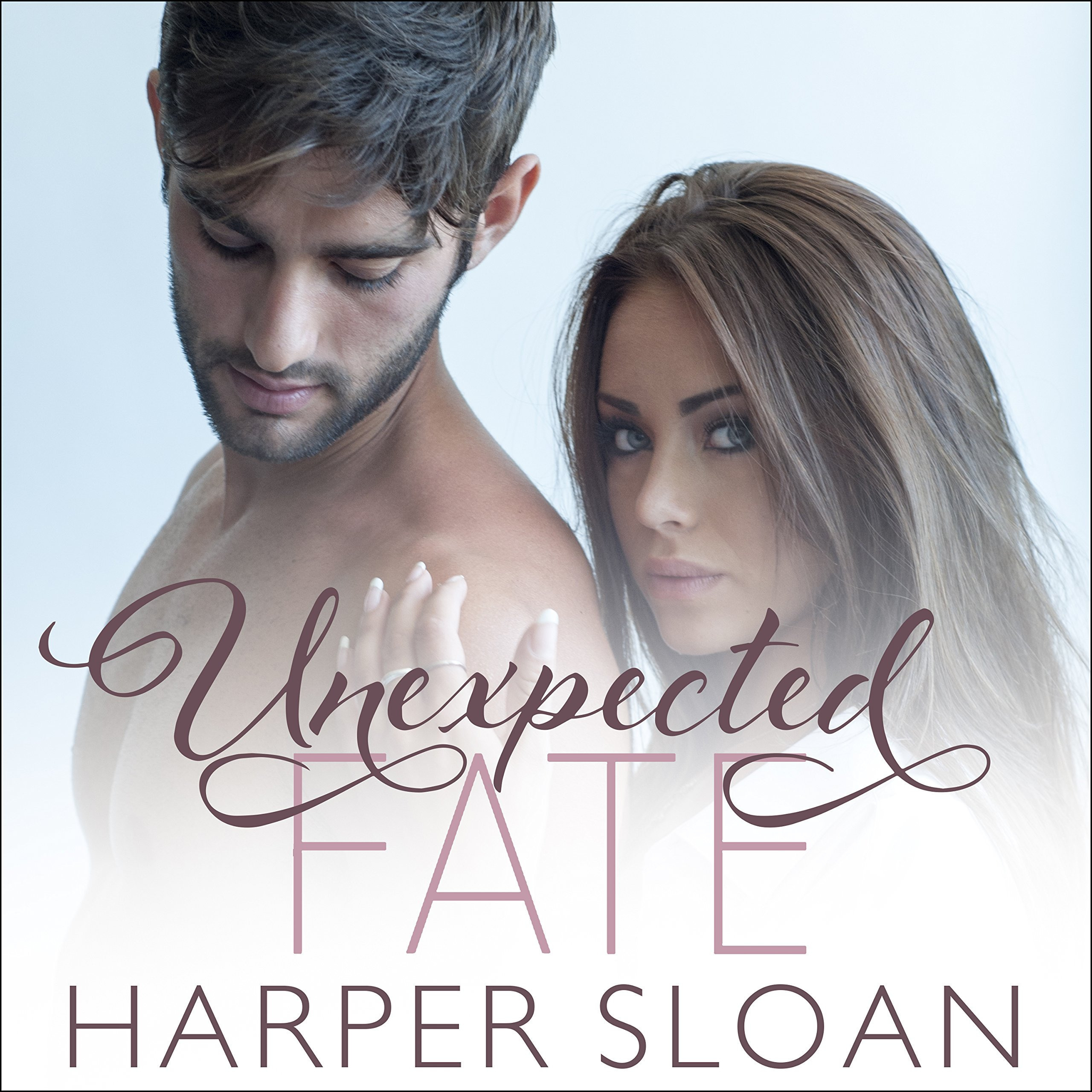 Printable Unexpected Fate Audiobook Cover Art