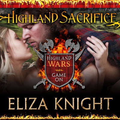 Highland Sacrifice Audiobook, by Eliza Knight