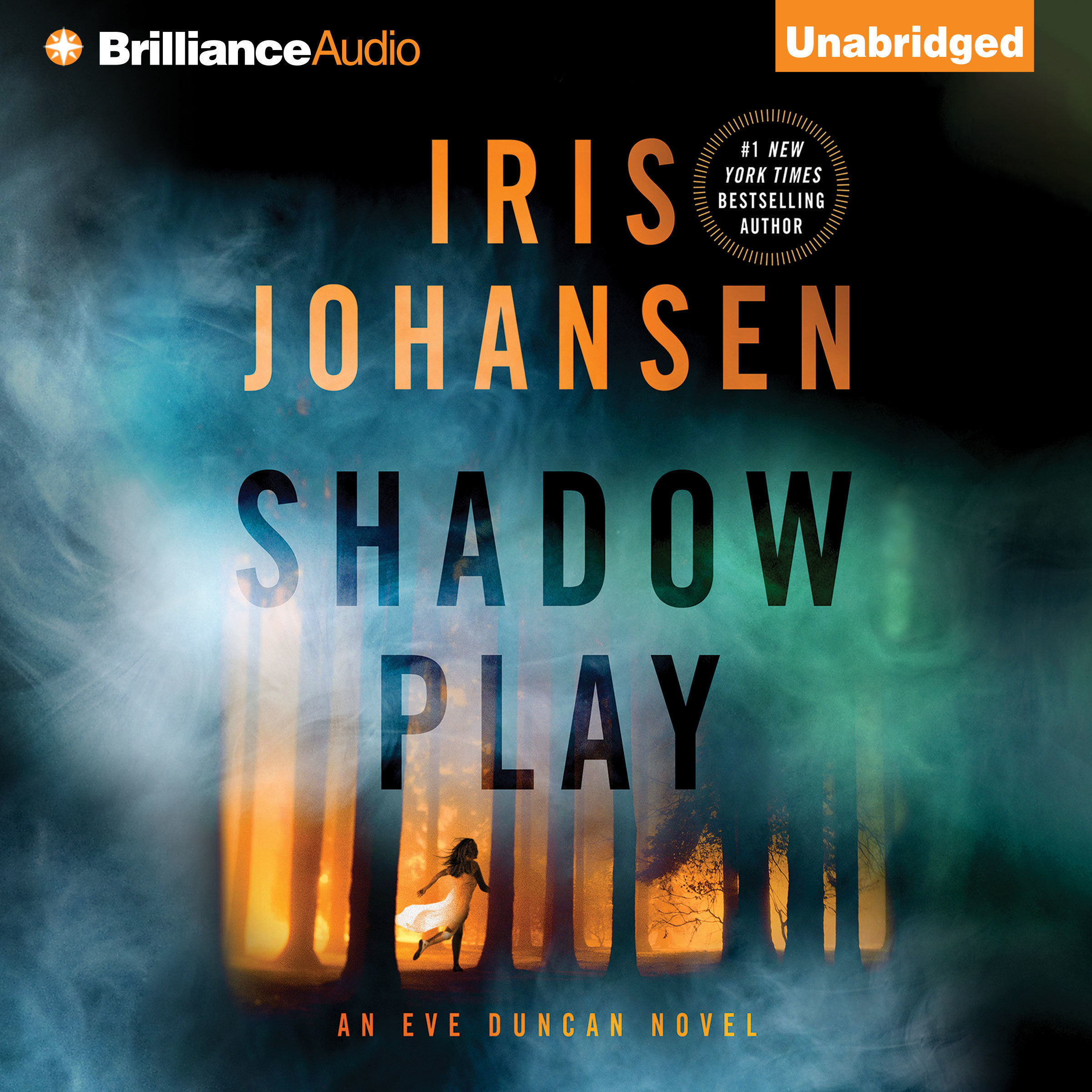 Printable Shadow Play Audiobook Cover Art