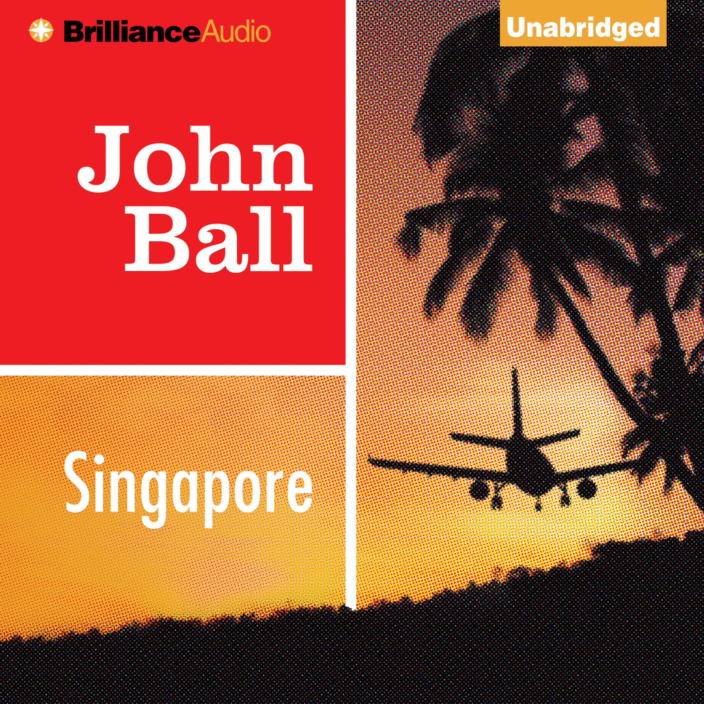 Printable Singapore Audiobook Cover Art