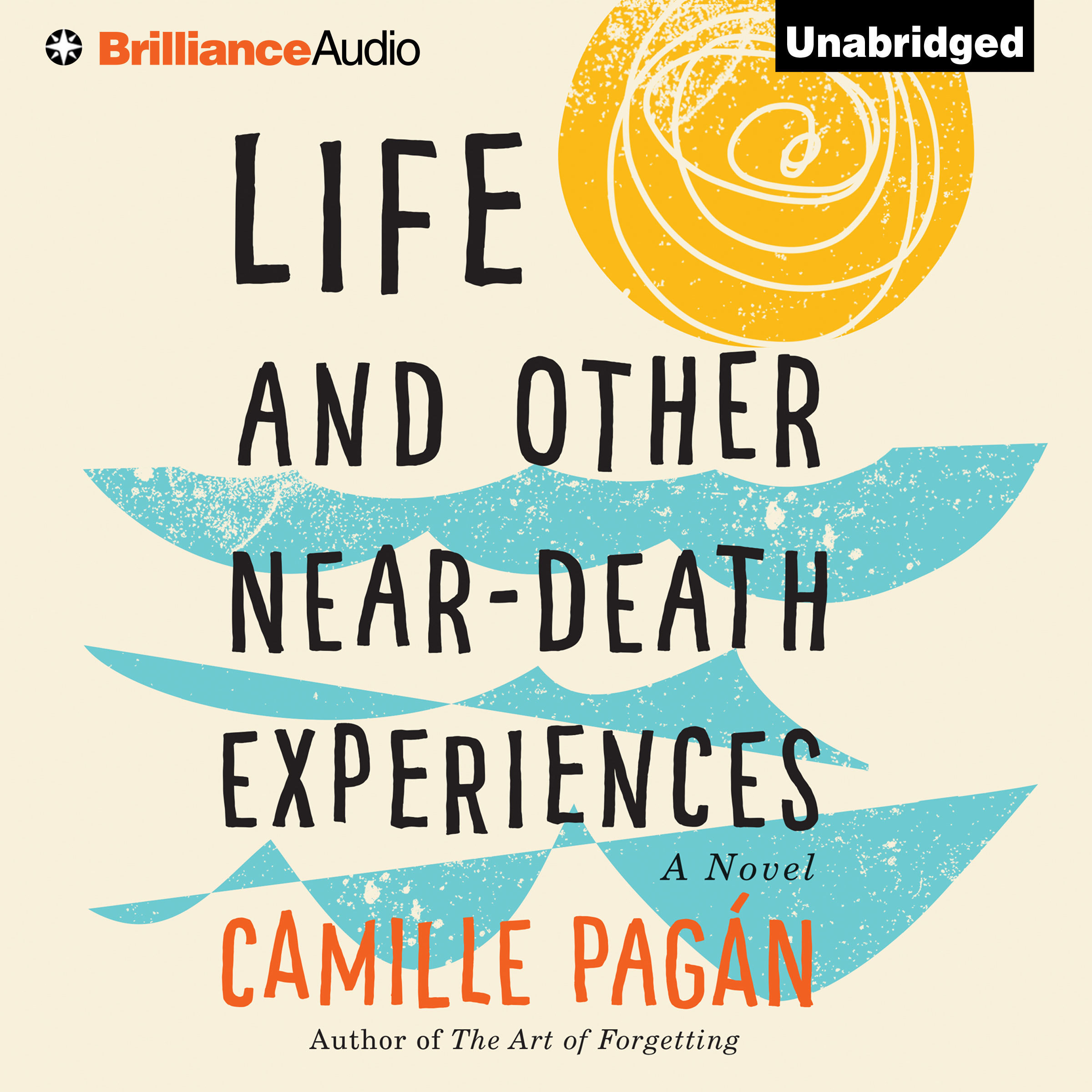 Printable Life and Other Near-Death Experiences: A Novel Audiobook Cover Art