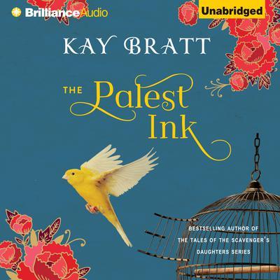 The Palest Ink Audiobook, by Kay Bratt