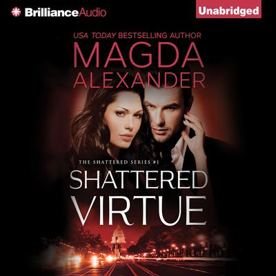 Shattered Virtue Audiobook, by Magda Alexander
