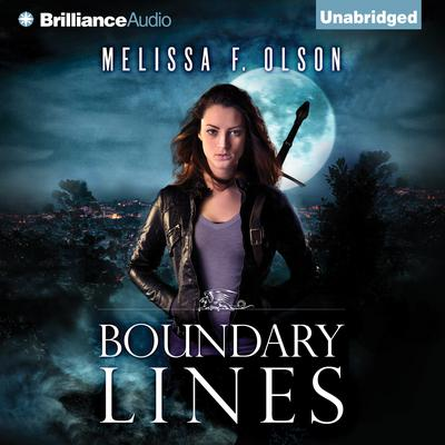 Boundary Lines Audiobook, by Melissa F. Olson