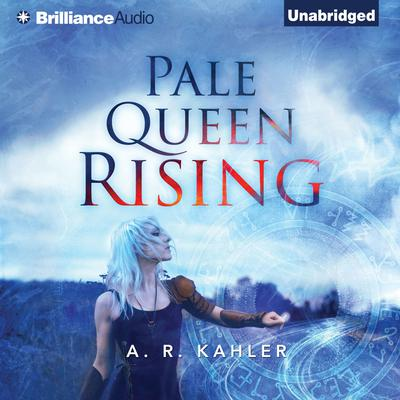 Pale Queen Rising Audiobook, by A. R. Kahler