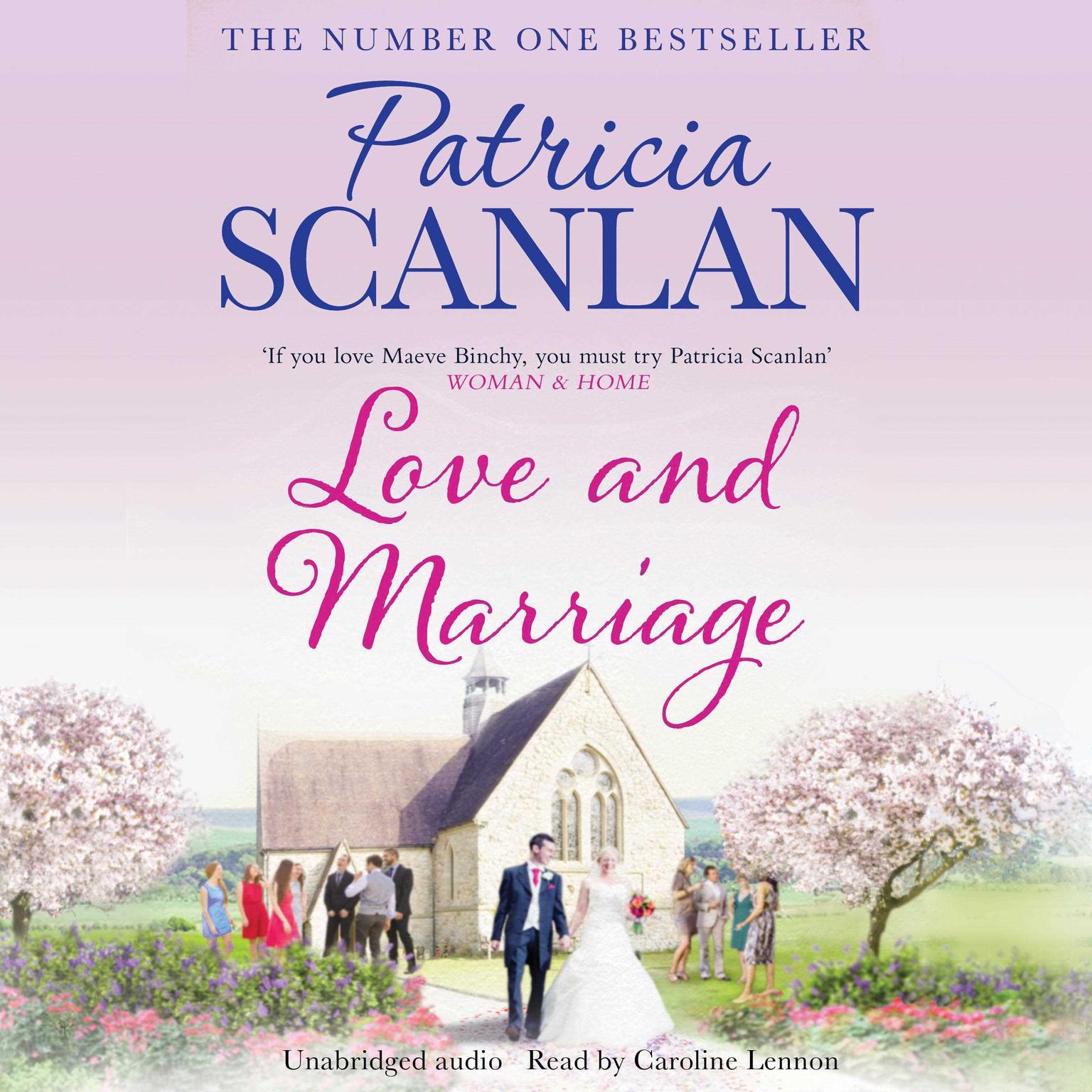 Printable Love and Marriage Audiobook Cover Art