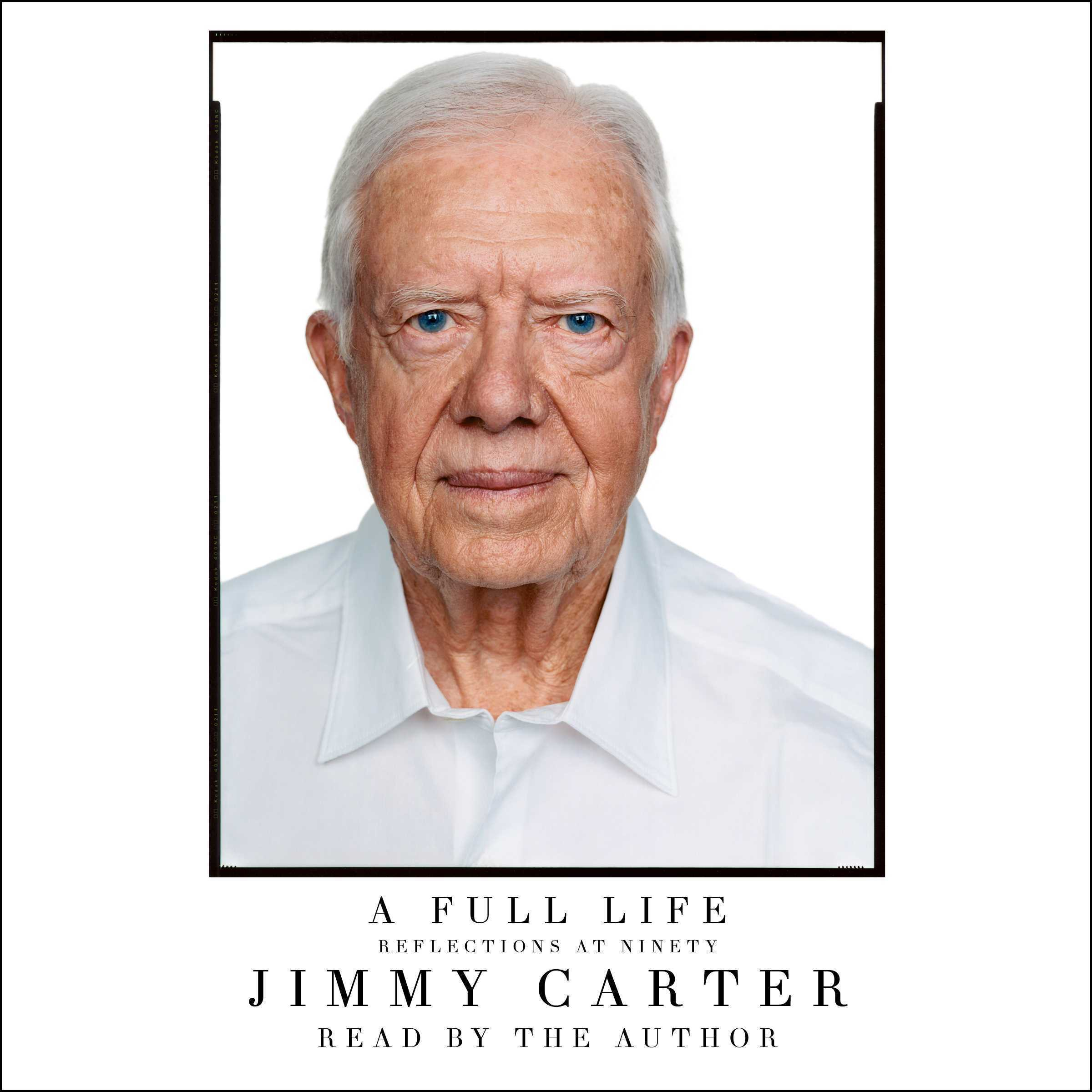 Printable A Full Life: Reflections at Ninety Audiobook Cover Art