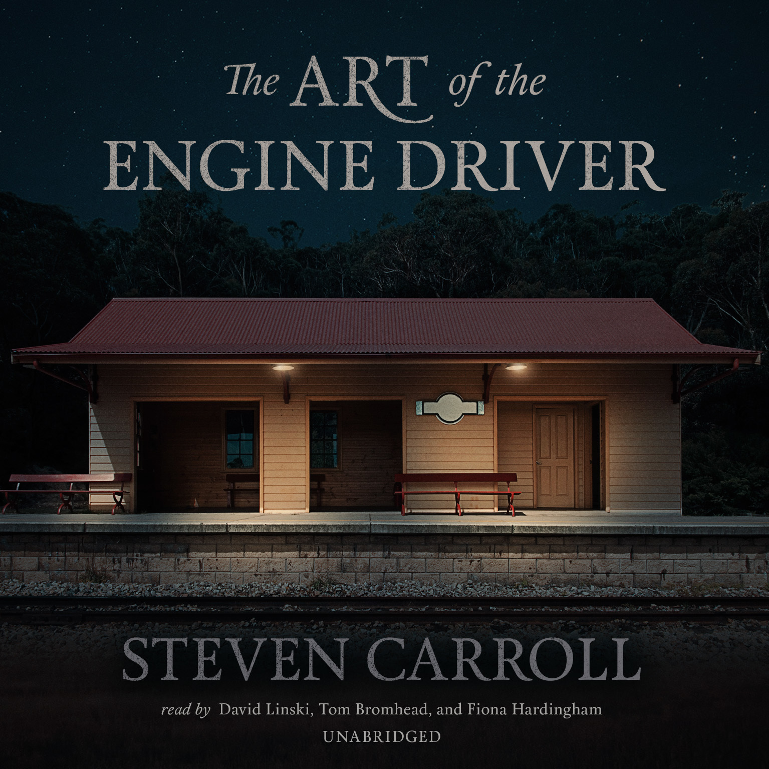 Printable The Art of the Engine Driver Audiobook Cover Art