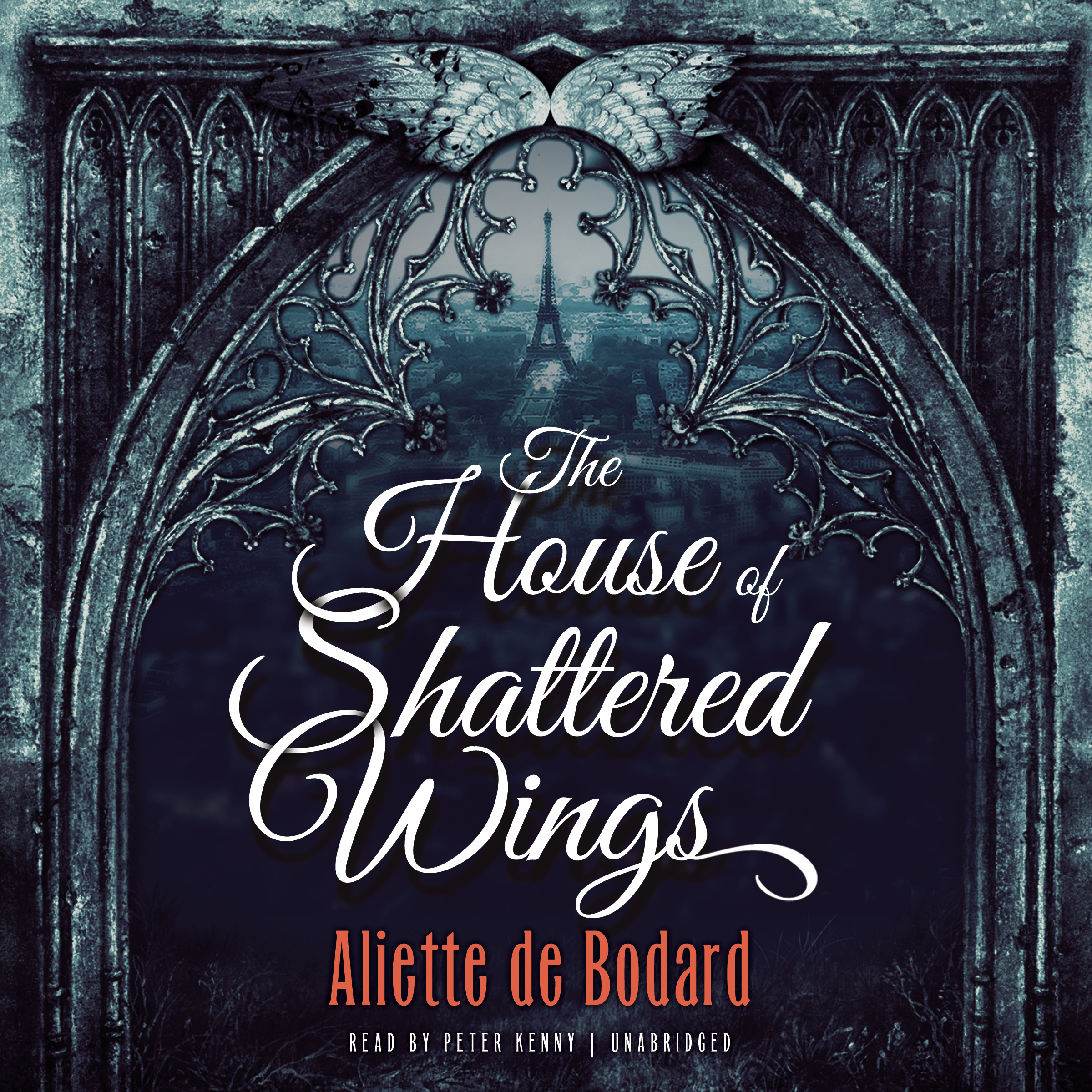 Printable The House of Shattered Wings Audiobook Cover Art