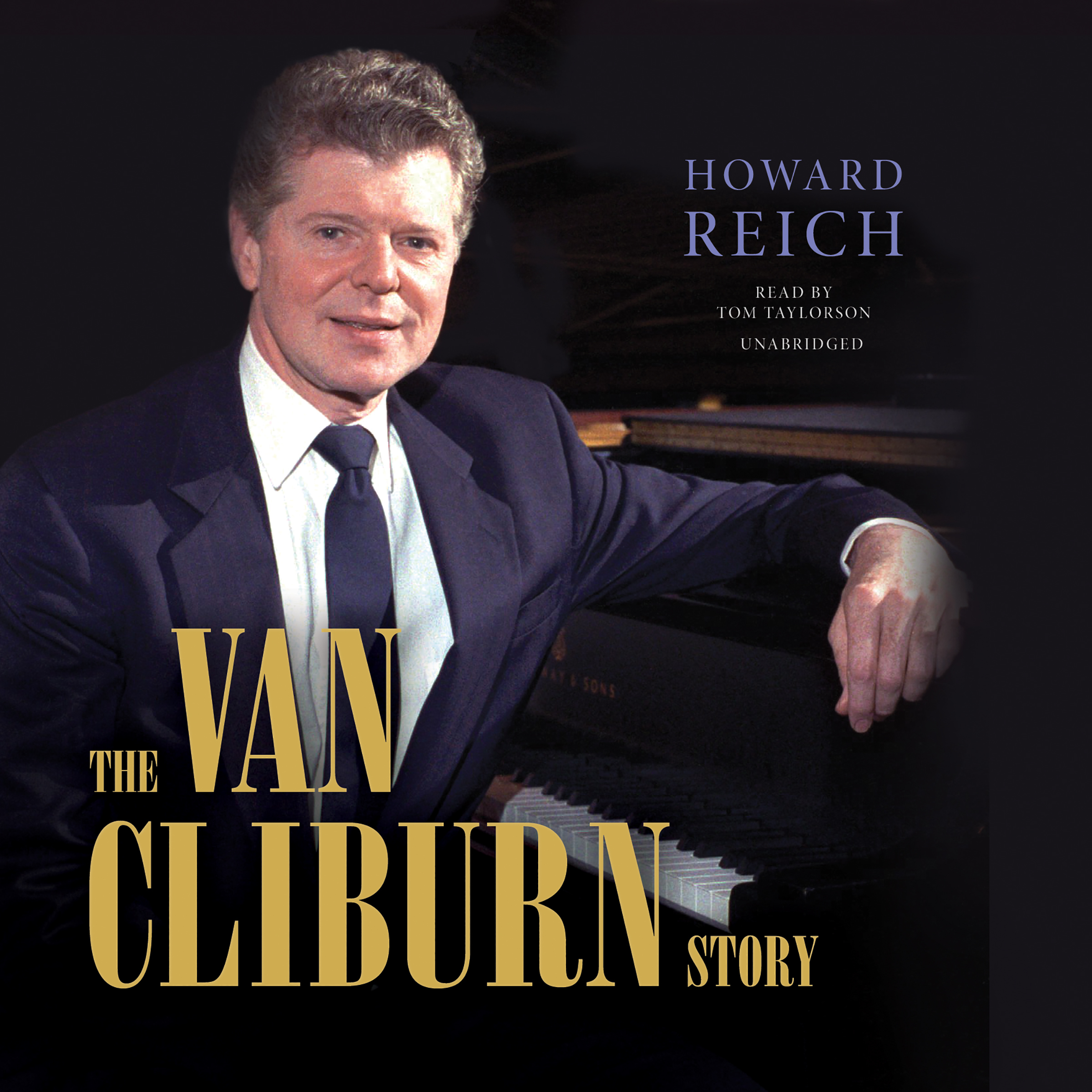 Printable The Van Cliburn Story Audiobook Cover Art