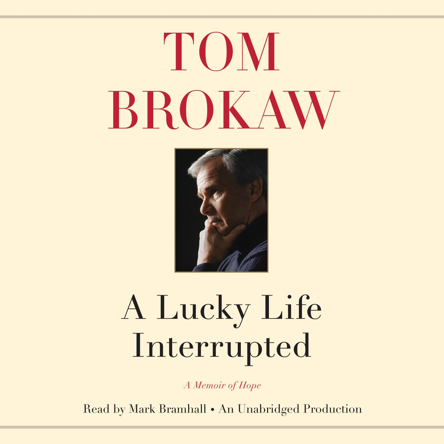 Printable A Lucky Life Interrupted: A Memoir of Hope Audiobook Cover Art