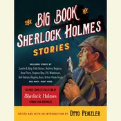 The Big Book of Sherlock Holmes Stories, by Otto Penzler, Otto Penzler