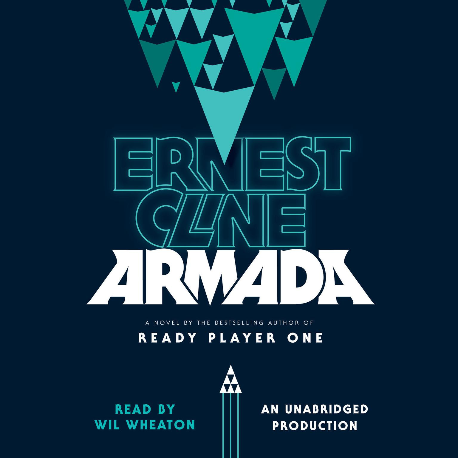 Printable Armada: A Novel Audiobook Cover Art