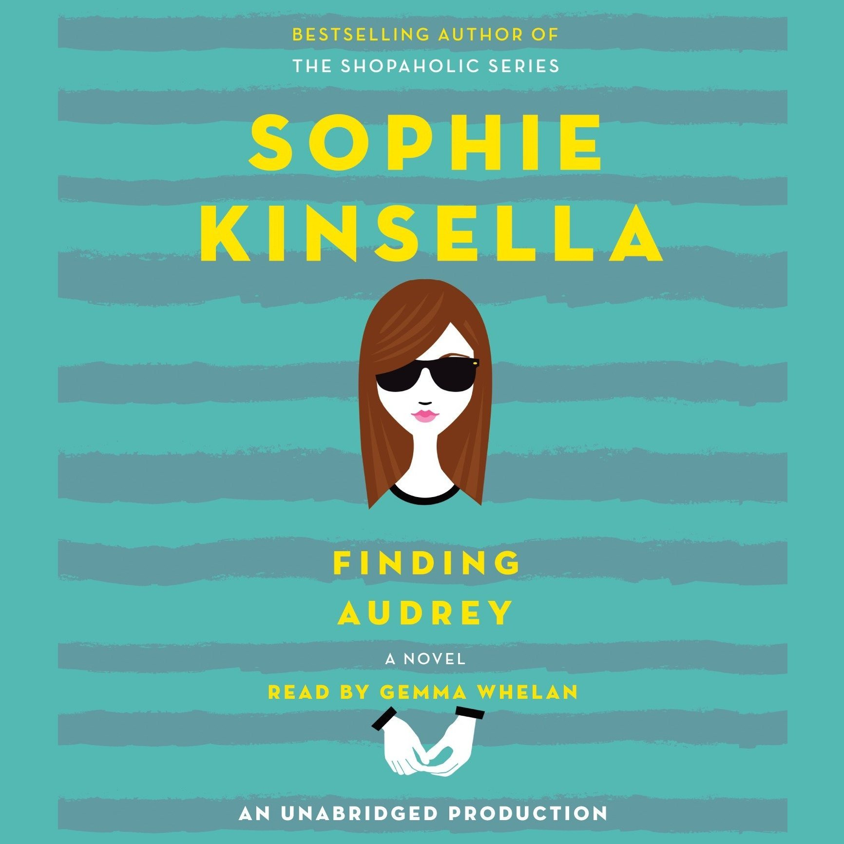 Printable Finding Audrey: A Novel Audiobook Cover Art