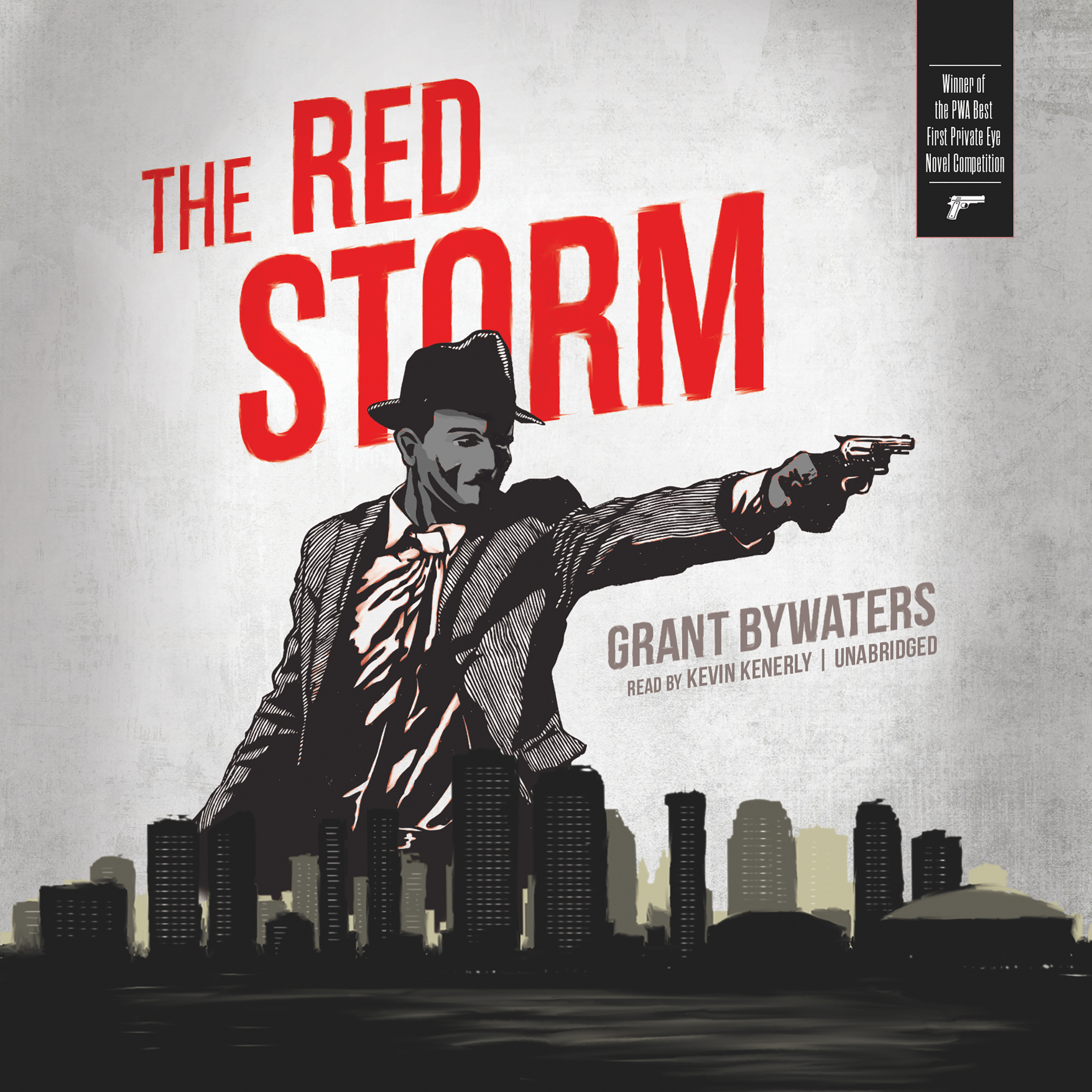 Printable The Red Storm Audiobook Cover Art