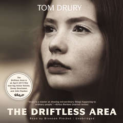 The Driftless Area Audiobook, by Tom Drury