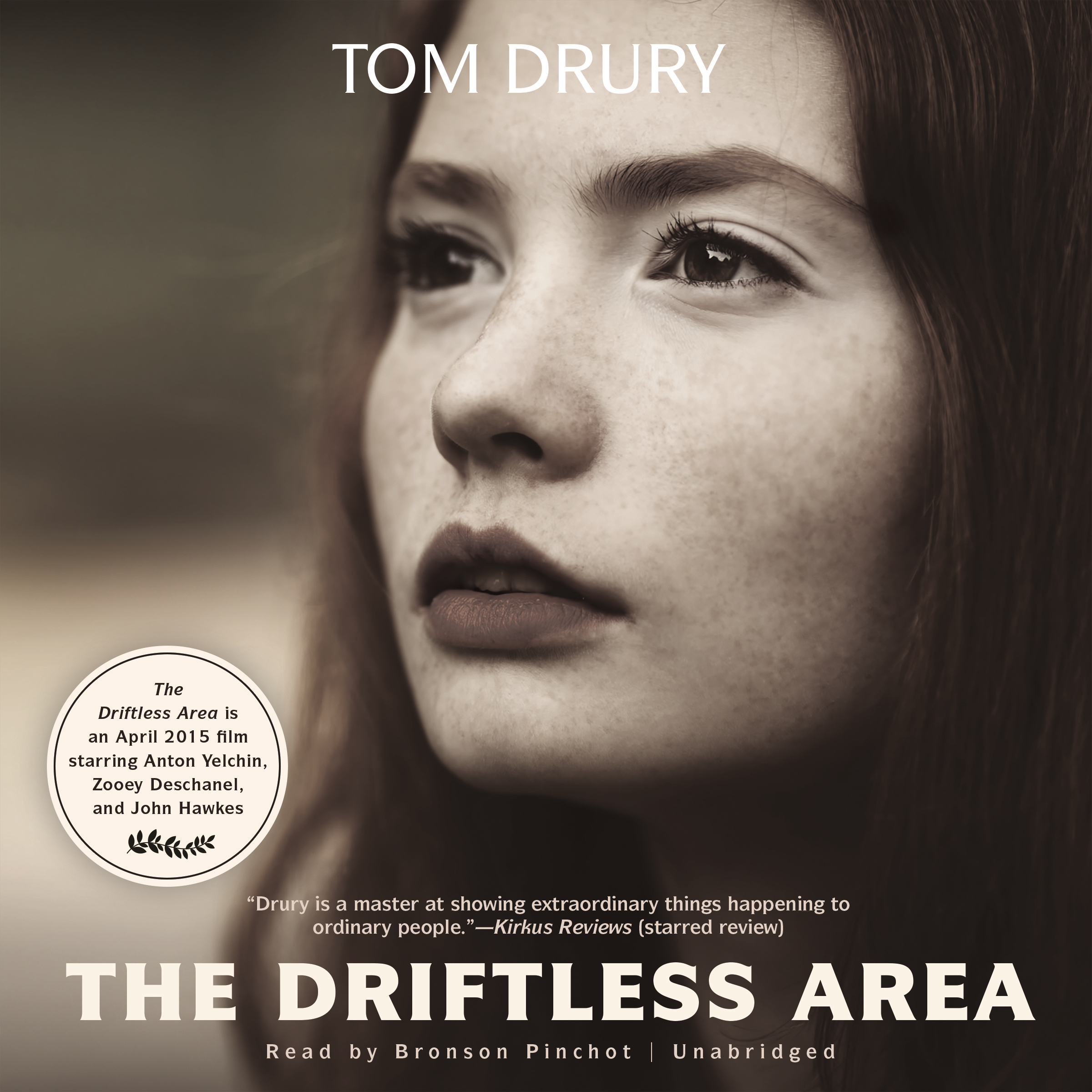 Printable The Driftless Area Audiobook Cover Art