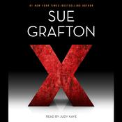 X Audiobook, by Sue Grafton