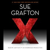 X, by Sue Grafton
