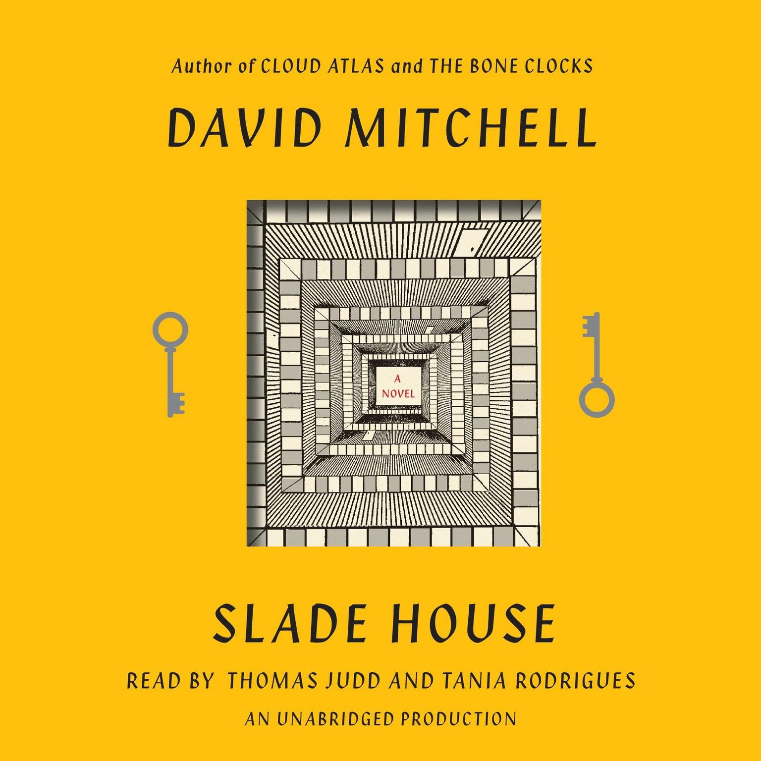 Printable Slade House: A Novel Audiobook Cover Art