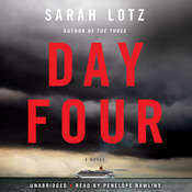 Day Four: A Novel, by Sarah Lotz
