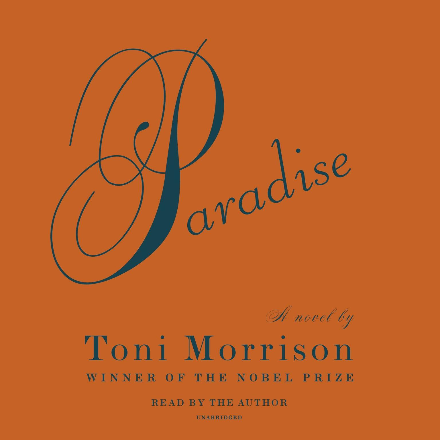 Printable Paradise Audiobook Cover Art