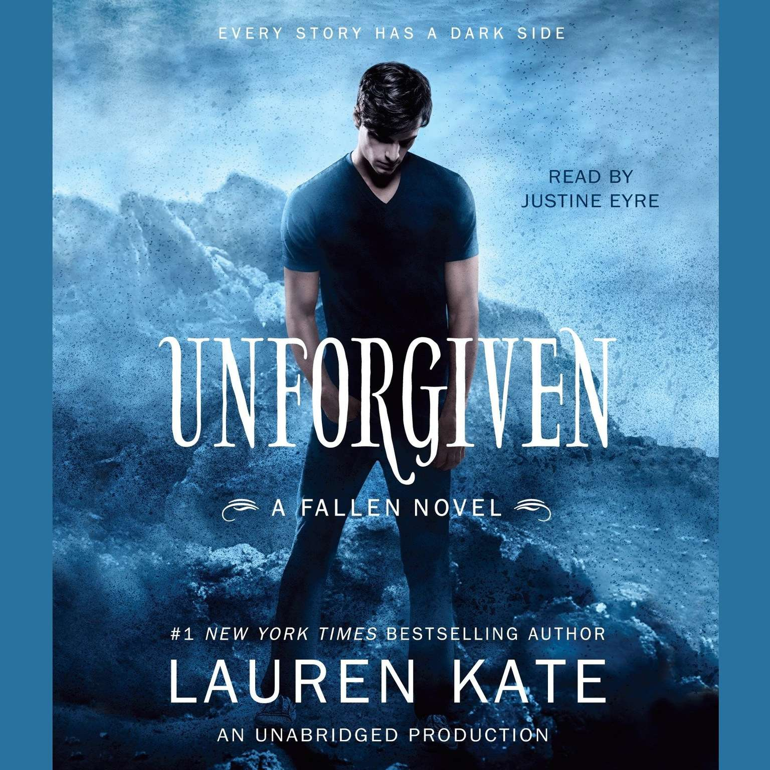 Printable Unforgiven Audiobook Cover Art
