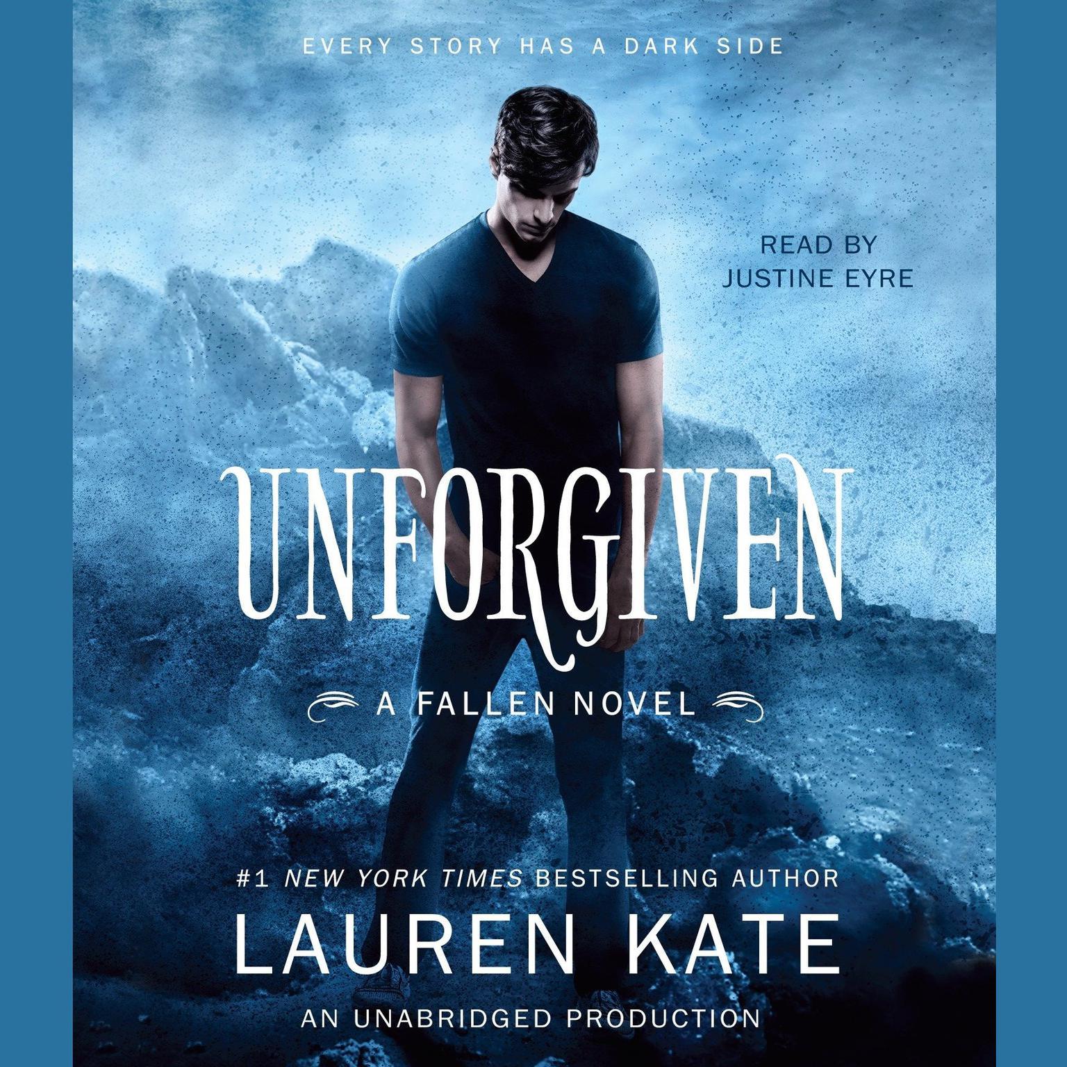 Printable Unforgiven Audiobook Cover Art