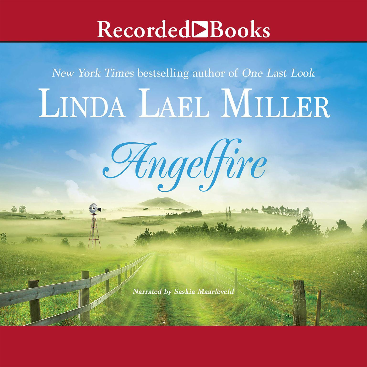Printable Angelfire Audiobook Cover Art
