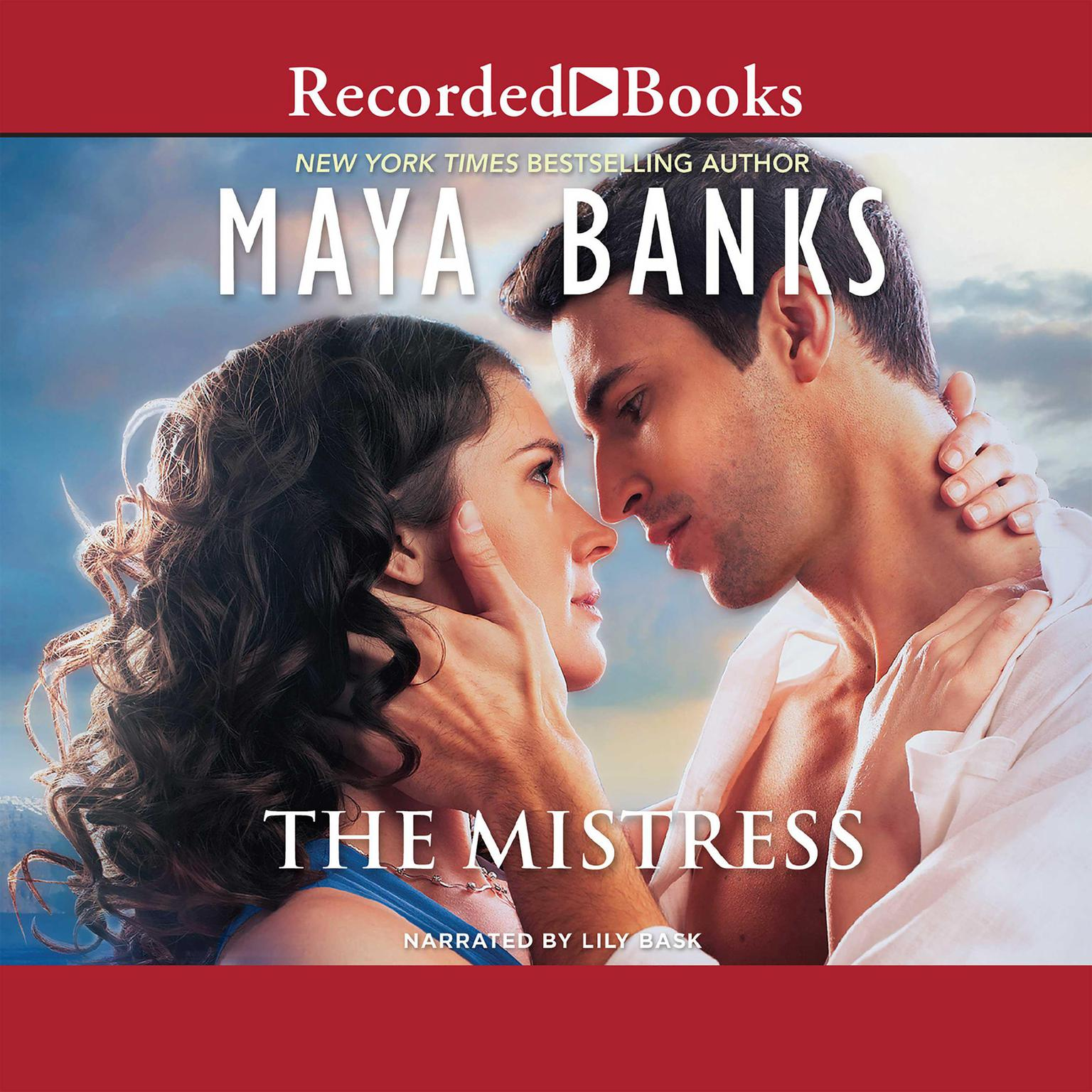 Printable The Mistress Audiobook Cover Art