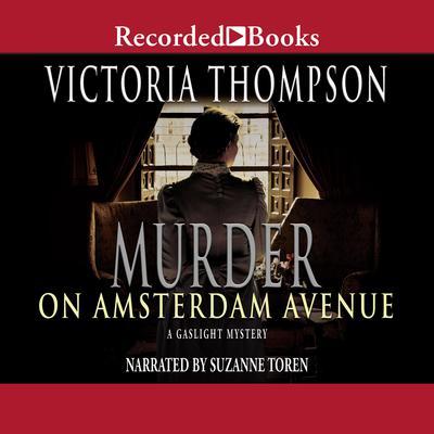 Murder on Amsterdam Avenue Audiobook, by