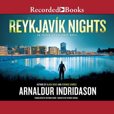 Reykjavík Nights Audiobook, by Arnaldur Indriðason