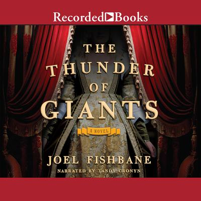 The Thunder of Giants Audiobook, by Joel Fishbane